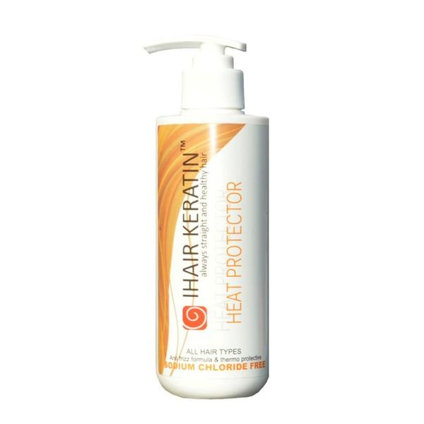 Protectie Termica - iHair Keratin Heat Protector Leave - In New 250 ml