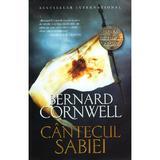 Cantecul sabiei - Bernard Cornwell, editura Litera