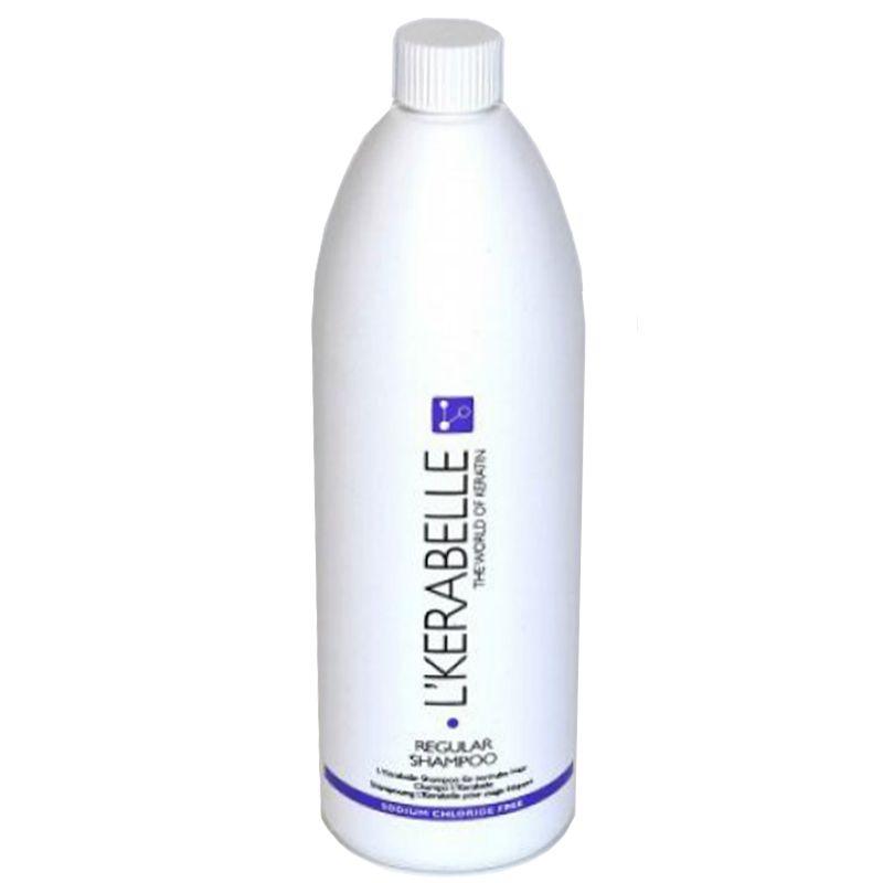 Sampon Par Normal cu Keratina - L'Kerabelle Regular Shampoo 1000 ml imagine