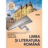 Limba romana - Clasa 5 - Manual + CD - Cristian Moroianu, Ioana Revnic, editura Corint