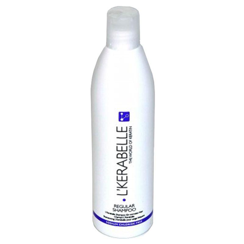 Sampon Par Normal cu Keratina - L'Kerabelle Regular Shampoo 300 ml