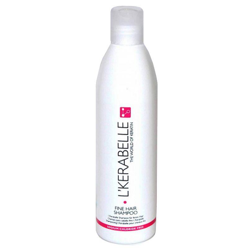 Sampon Par Fin cu Keratina - L'Kerabelle Fine Hair Shampoo 300 ml imagine