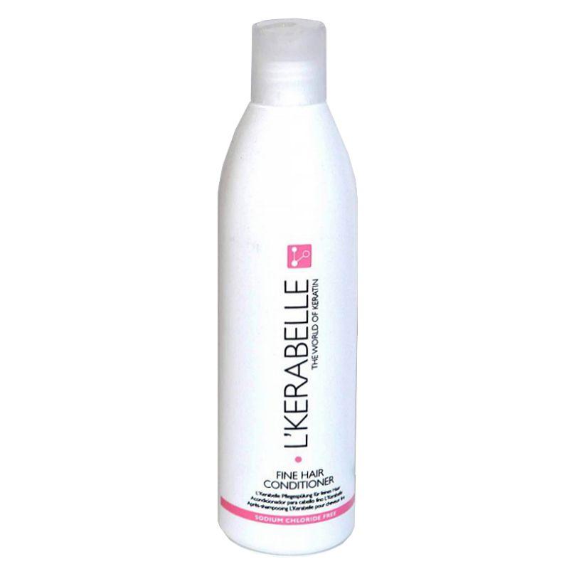 Balsam Par Fin cu Keratina - L'Kerabelle Fine Hair Conditioner 300 ml