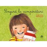 Singura la cumparaturi - Yoriko Tsutsui, Akiko Hayashi, editura Cartea Copiilor