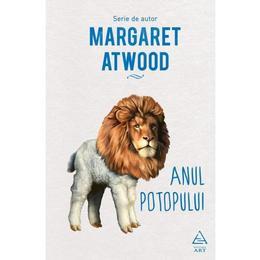 Anul potopului - Margaret Atwood, editura Grupul Editorial Art