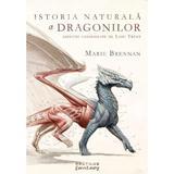 Istoria naturala a dragonilor - Marie Brennan, editura Nemira