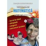 Teste grila de matematica pentru clasele 1-4 - Gheorghe Adalbert Schneider, editura Hyperion