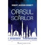 Orasul scarilor - Robert Jackson Bennett, editura Paladin