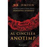 Al cincilea anotimp (Pamantul sfaramat Vol. 1) - N.K. Jemisin, editura Paladin