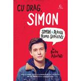 Simon si Planul Homo Sapiens. Editia de Film - Becky Albertalli , editura Epica