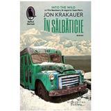 In salbaticie - Jon Krakauer, editura Humanitas