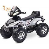 ATV Electric Toyz Quad Quatro 6V Grey