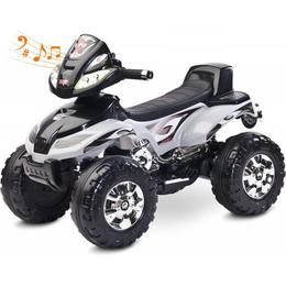 ATV Electric Toyz Quad Quatro 6V Grey