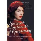 Scrisori din insula Guernsey - Mary Ann Shaffer, Annie Barrows, editura Nemira