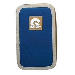 Penar Baggy, 1 compartiment echipat, cu 16 piese, albastru