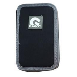 Penar Baggy, 1 compartiment echipat, cu 16 piese, negru