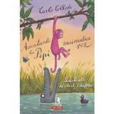 Aventurile lui Pipi, maimutica roz - Carlo Collodi, editura Polirom