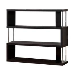 Etajera GL Benito, 110x97x29 cm, negru