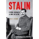 Stalin. O noua biografie a unui dictator - Oleg V. Khlevniuk, editura Litera
