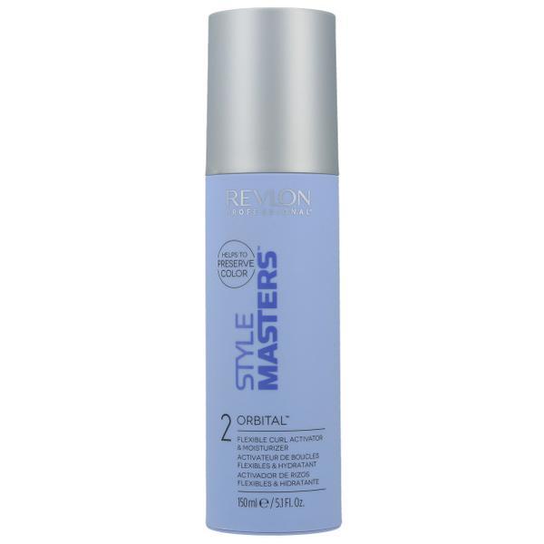 Crema Hidratanta pentru Bucle Flexibile - Revlon Professional Style Masters Orbital Flexible Curl Activator & Moisturizer, 150ml imagine produs
