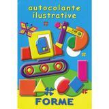 Forme. Autocolante ilustrative, editura Biblion
