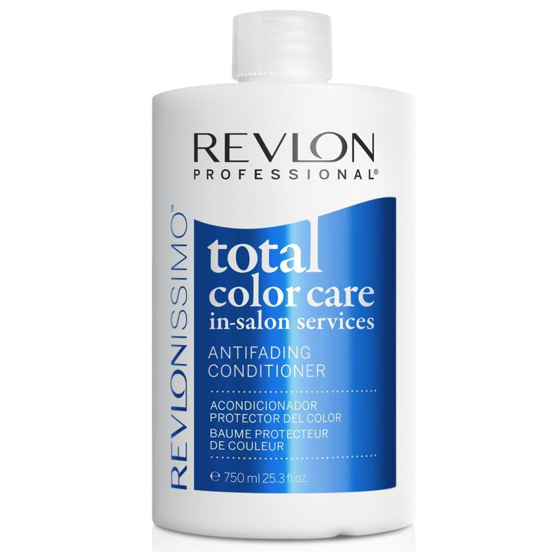 Balsam AntiDecolorare - Revlon Professional Total Color Care Antifading Conditioner 750 ml imagine produs