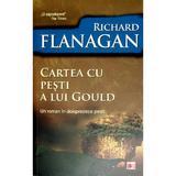 Cartea cu pesti a lui Gould - Richard Flanagan, editura Paralela 45