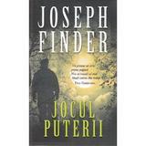 Jocul puterii - Joseph Finder, editura Rao
