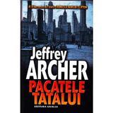Pacatele tatalui - Jeffrey Archer, editura Vivaldi