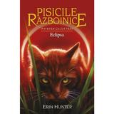 Pisicile Razboinice. Vol.16: Eclipsa - Erin Hunter, editura All