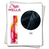 Vopsea fara Amoniac - Wella Professionals Color Touch nuanta 2/0