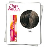 Vopsea fara Amoniac - Wella Professionals Color Touch nuanta 5/0 castaniu deschis
