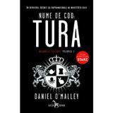 Nume de cod: Tura. Seria Dosarele Checquy. Vol.1  - Daniel O'Malley, editura Leda