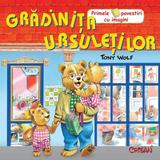 Gradinita ursuletilor - Tony Wolf, editura Crisan