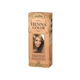 Balsam Colorant cu Extract de Henna Henna Sonia, Nr.112 Blond Inchis 75 ml