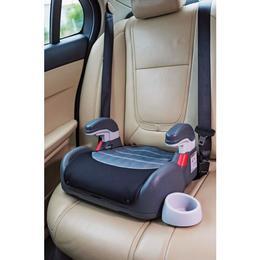 Inaltator auto copii Boost 4Baby 22-36 Kg Smoke Grey