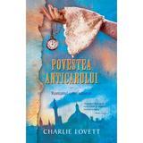 Povestea anticarului - Charlie Lovett, editura Rao