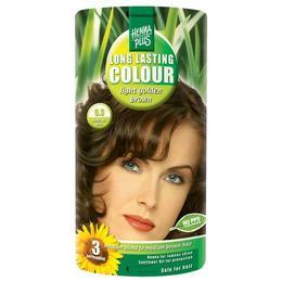 Vopsea par, Long Lasting Colour, 5.3 Light Golden Brown, Hennaplus de la esteto.ro