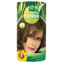 Vopsea par, Long Lasting Colour, 6 Dark Blond, Hennaplus de la esteto.ro