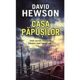 Casa papusilor - David Hewson, editura Rao
