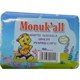 Hartie Igienica Umeda pentru Copii FLM Group, 60 buc