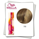 Vopsea fara Amoniac - Wella Professionals Color Touch nuanta 7/0 blond mediu