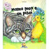 Mama mea e un pisoi - Dorin Bujdei, editura Lizuka Educativ