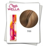 Vopsea fara Amoniac - Wella Professionals Color Touch nuanta 7/03