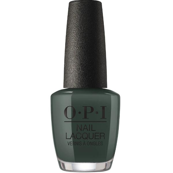 Lac de Unghii - OPI Nail Lacquer, Things I've Seen in Aber-green, 15ml esteto.ro