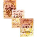 Trilogia oglinzii Vol.1+2+3 - Paulina Popa, editura Emia