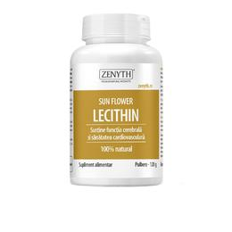 Sun Flower Lecithin Pulbere Zenyth Pharmaceuticals, 120 g