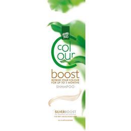Sampon colorant, Colour Boost Silver, Hennaplus, 200 ml de la esteto.ro