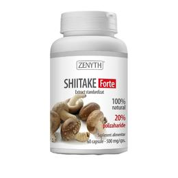 Shitake Forte Zenyth Pharmaceuticals, 60 capsule