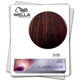 Vopsea Permanenta - Wella Professionals Illumina Color Nuanta 5/35